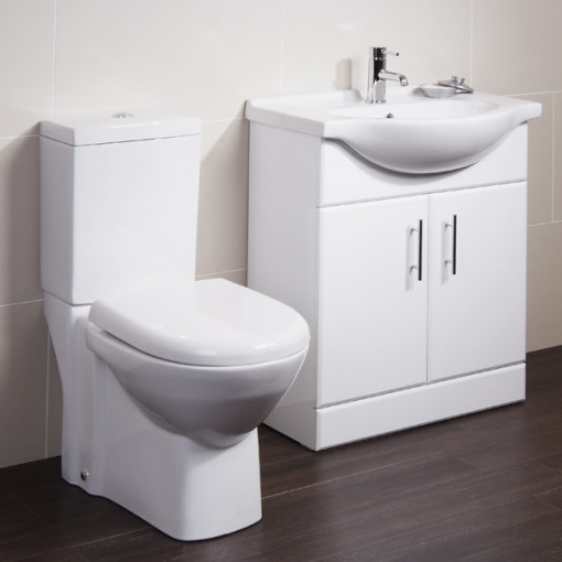 Veneto 65 White Furniture Pack
