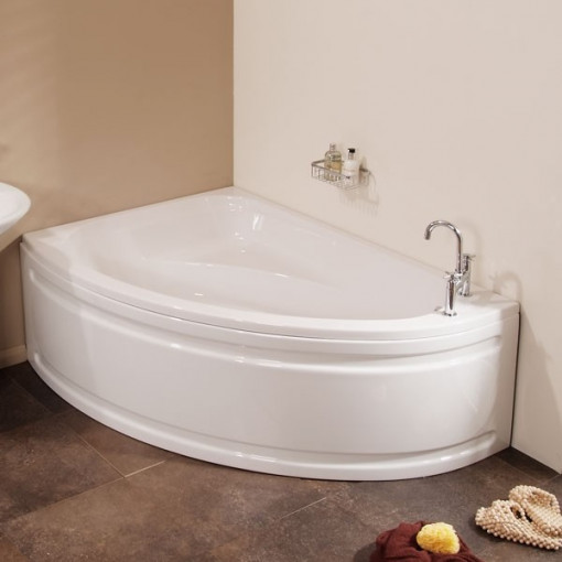 Vienna 1500 x 1040 Offset Left Hand Corner Bath