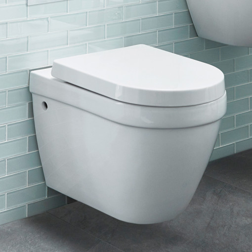 Aurora Wall Hung Toilet