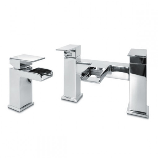 Seattle Revive Freestanding Suite inc Taps & Waste