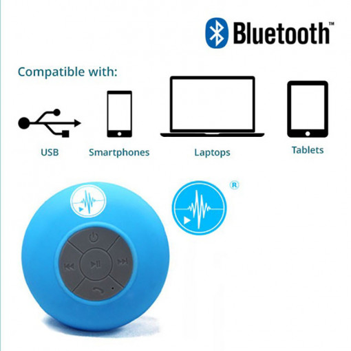 Bluetooth Splashproof  Speaker