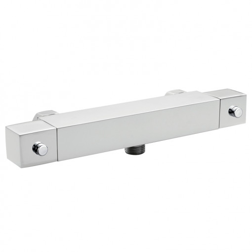 Vision Riser Slider Shower Rail Kit with Square Valve
