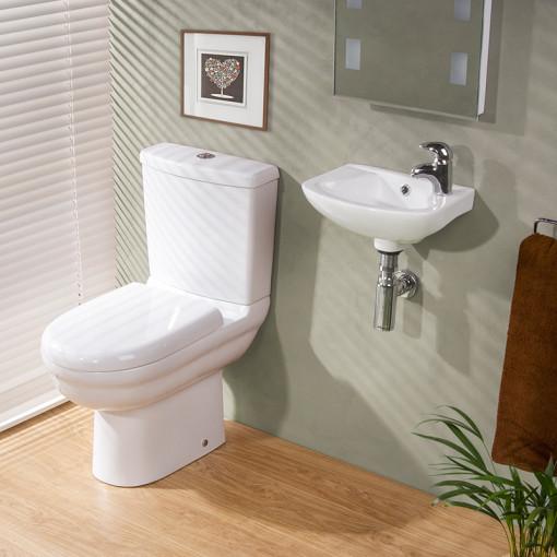 Micro™ 360 Cloakroom Suite