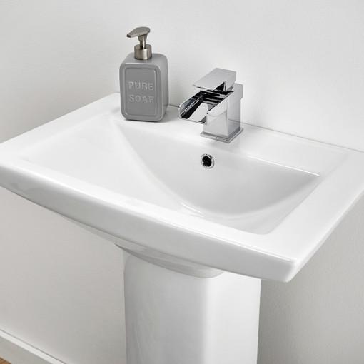 Modena™ 50 Basin & Pedestal