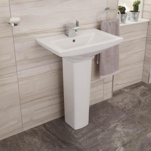 Modena™ 60 Basin & Pedestal