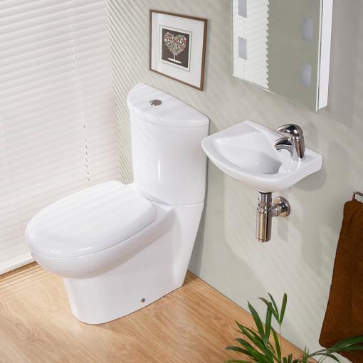 Prima 360 Cloakroom Suite
