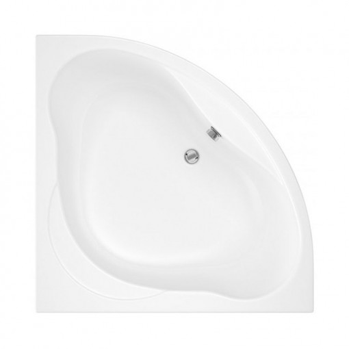 Barcelona 1350 Double Ended Corner Bath