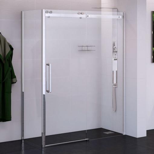 Trinity Premium 10mm 1700 x 900 Left Hand Frameless Sliding Door Enclosure