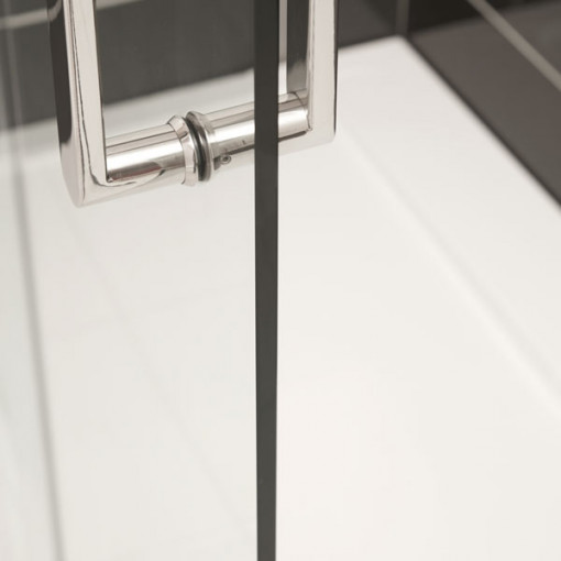 Trinity premium 10mm right hand 1400 sliding door for 1400 sliding shower door