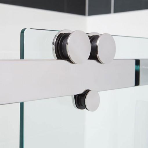 Trinity Premium 10mm Left Hand 1600 Frameless Sliding Door