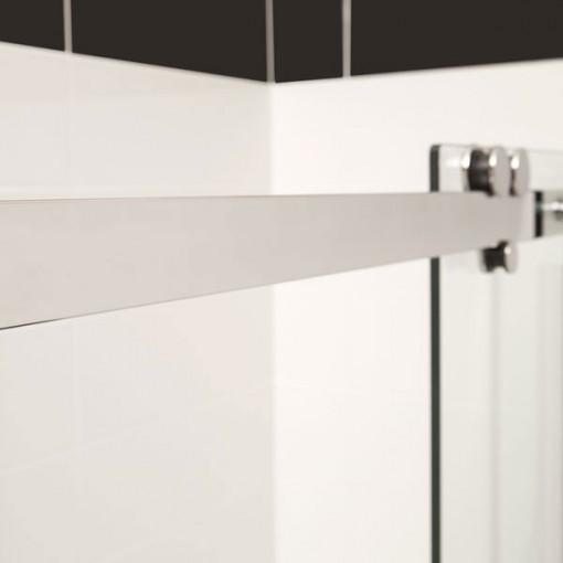 Trinity Premium 10mm Left Hand 1200 Frameless Sliding Door