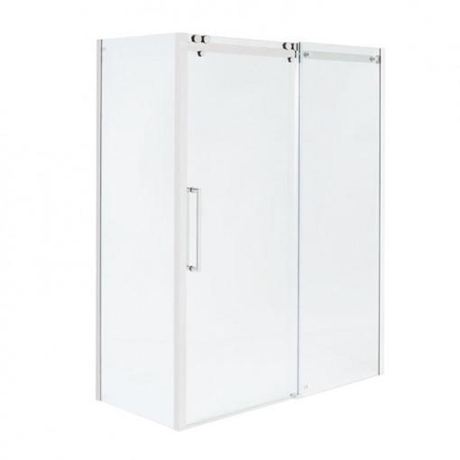 Trinity Premium 10mm 1600 x 900 Left Hand Frameless Sliding Door Enclosure