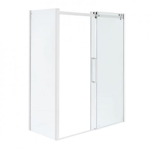 Trinity Premium 10mm 1700 x 800 Left Hand Frameless Sliding Door Enclosure