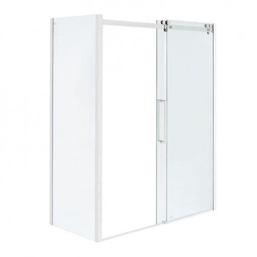 Trinity Premium 10mm 1400 x 760 Left Hand Frameless Sliding Door Enclosure