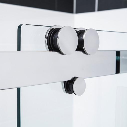 Trinity Premium 10mm 1700 x 900 Right Hand Frameless Sliding Door Enclosure