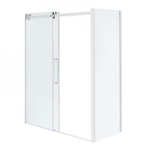 Trinity Premium 10mm 1600 x 760 Right Hand Frameless Sliding Door Enclosure