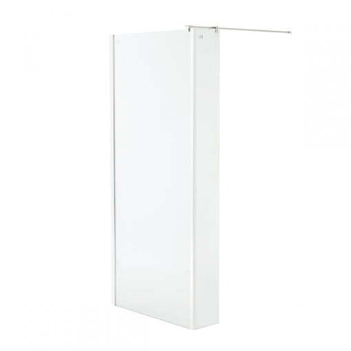 Trinity Premium 10mm 2000 x 1200 Wet Room Shower Screen