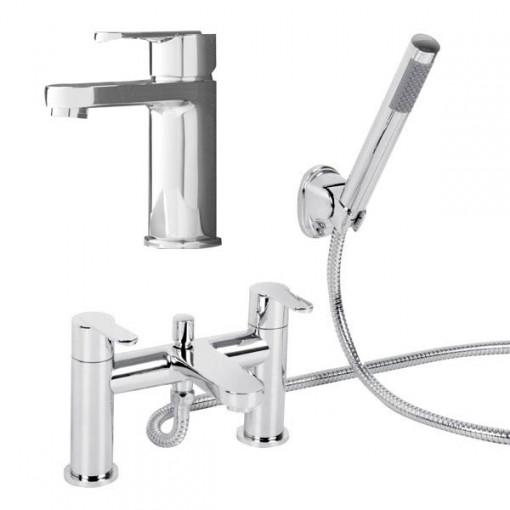 Una Bath Shower Mixer Pack