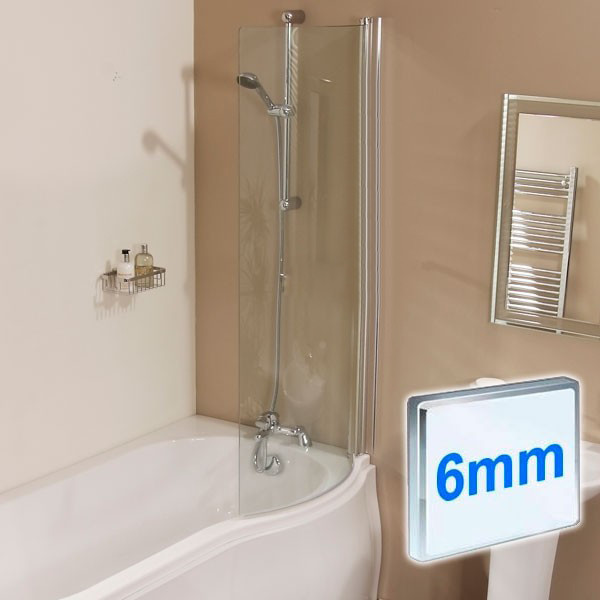 1500 x 850 Right Hand Air Spa Shower Bath