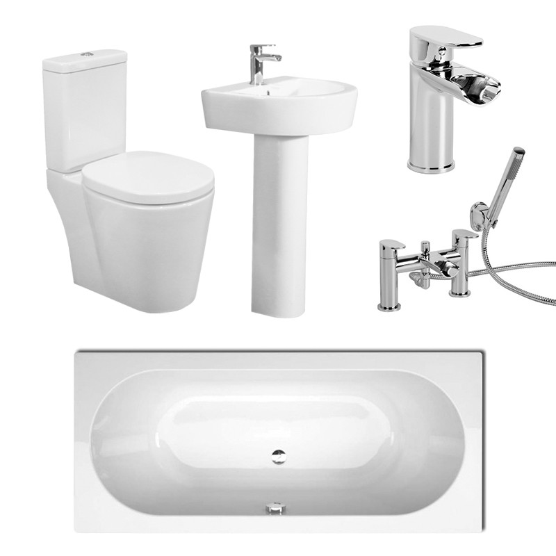 Ravenna 1600 complete bath suite deal for 1600 bath suite