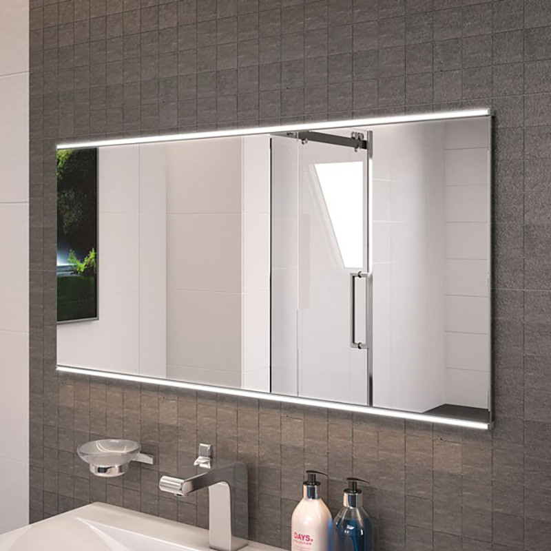 Lighted Bathroom Wall Mirror Large: Dream Large Illuminated Mirror