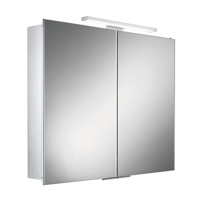 illuminated mirrored bathroom cabinets pluto door illuminated mirrored cabinet 17778