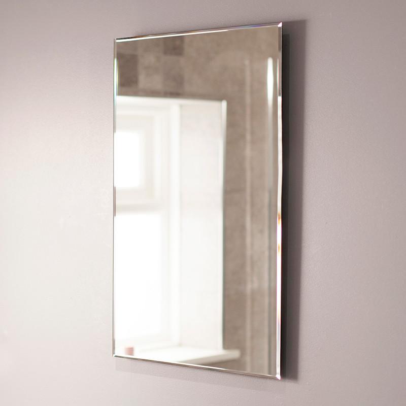 Helios 60 Bathroom Mirror 600 H 400 W