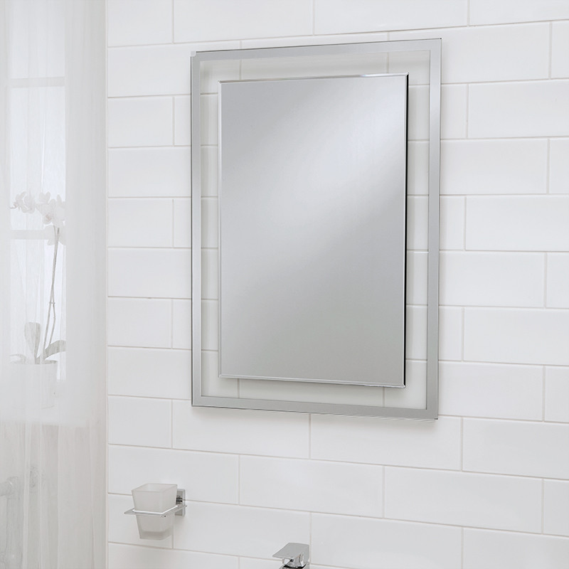 Bevelled Edge Mirror