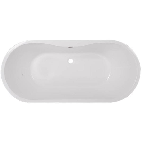 Lisbon 1400 x 750 luxury freestanding bath for Small baths 1300