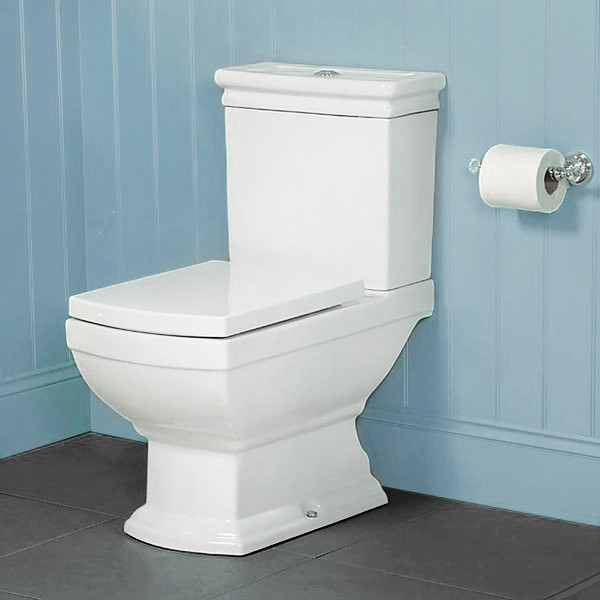 Line Toilet And Seat