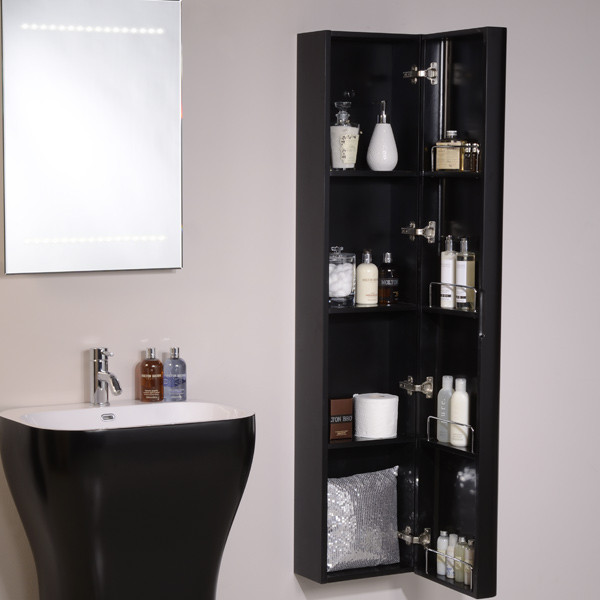 Eclipse wall mounted storage unit - Wall mounted bathroom storage units ...