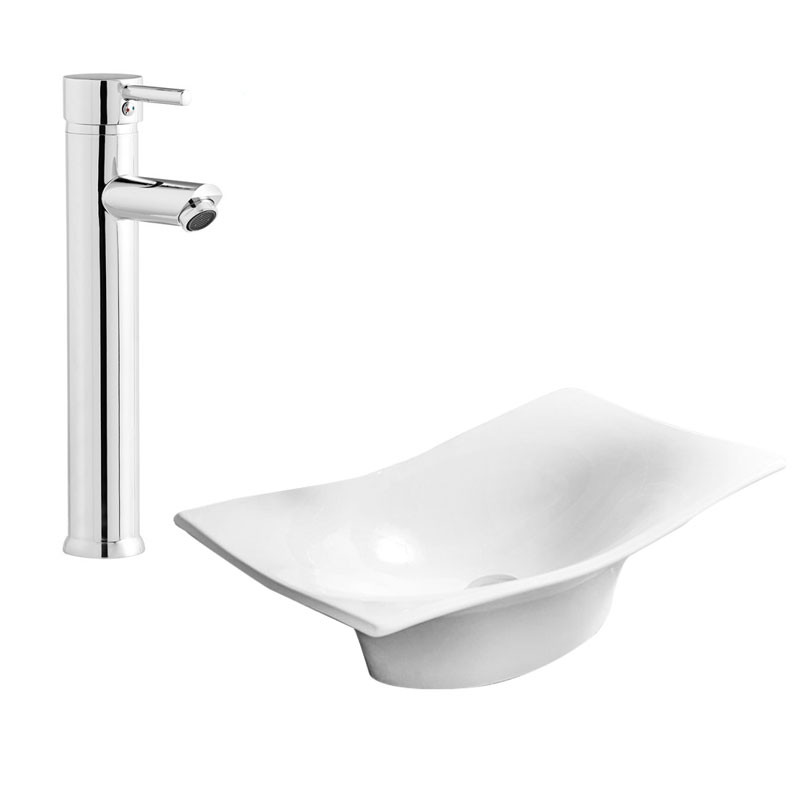 bathroom tile photo gallery iseo white ceramic countertop vessel basin with clara high 16810