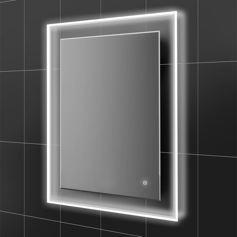 Fuse 60 Illuminated Mirror 800 H 600 W