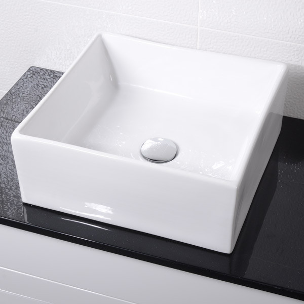 Paz Square Countertop Basin
