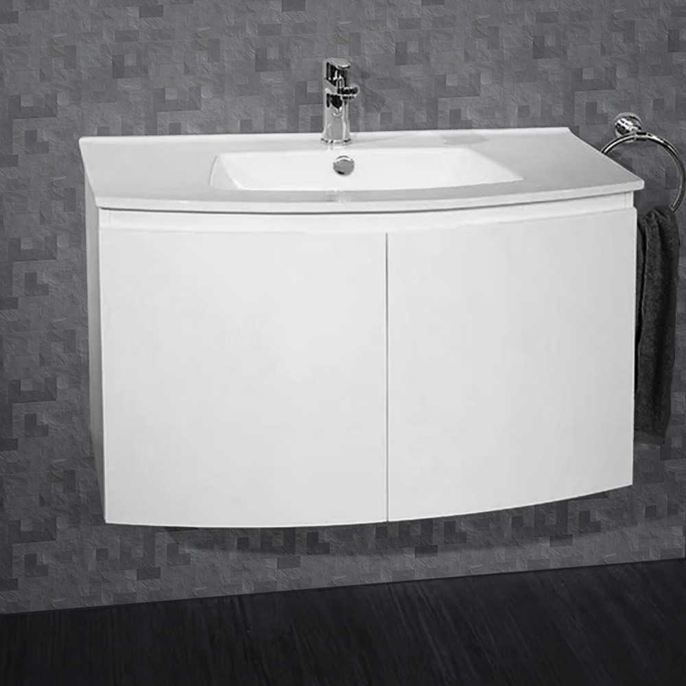 Voss™ 810 Wall Mounted Vanity Basin Unit