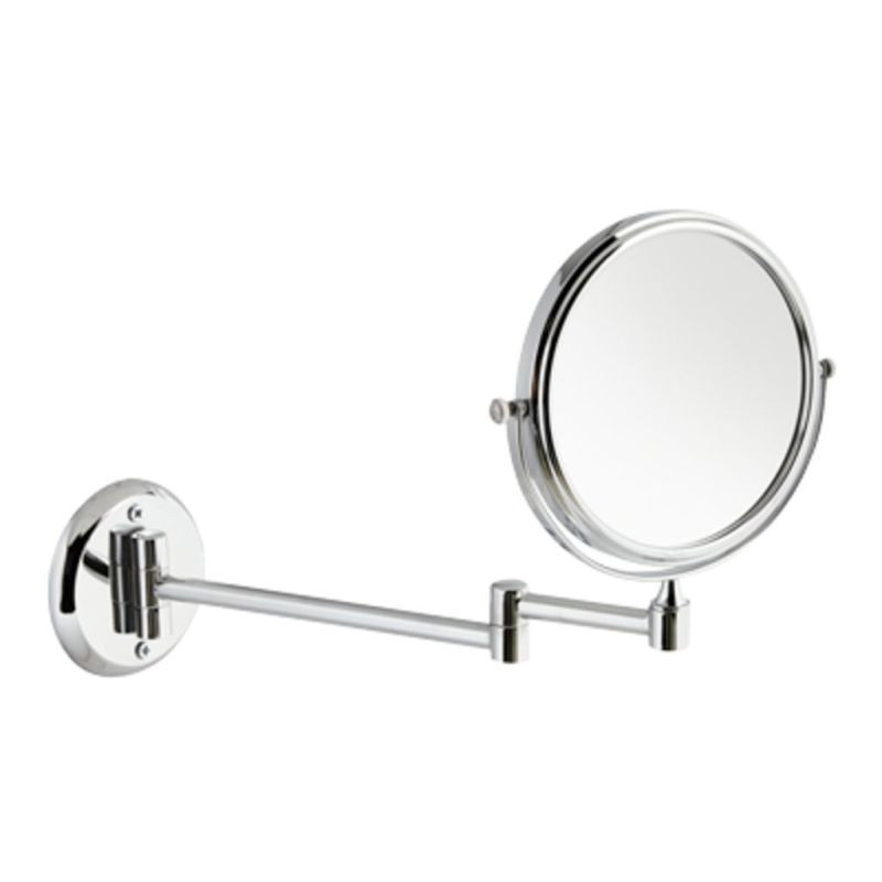 Round 150mm 5 X Magnifying Wall Mirror
