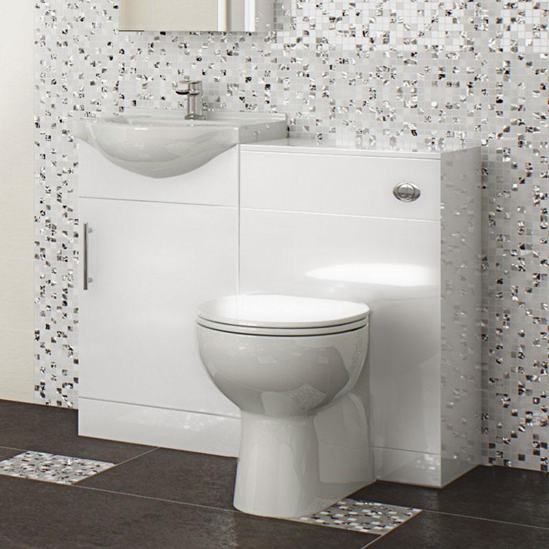 Windsor™ 45 White Combination Unit