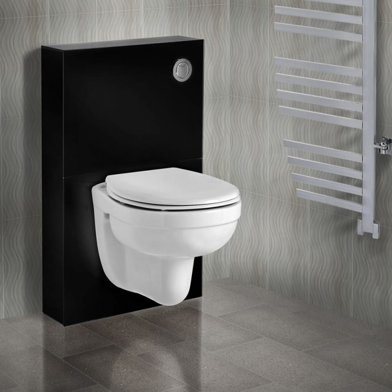 Venti Wall Hung Toilet Inc Seat