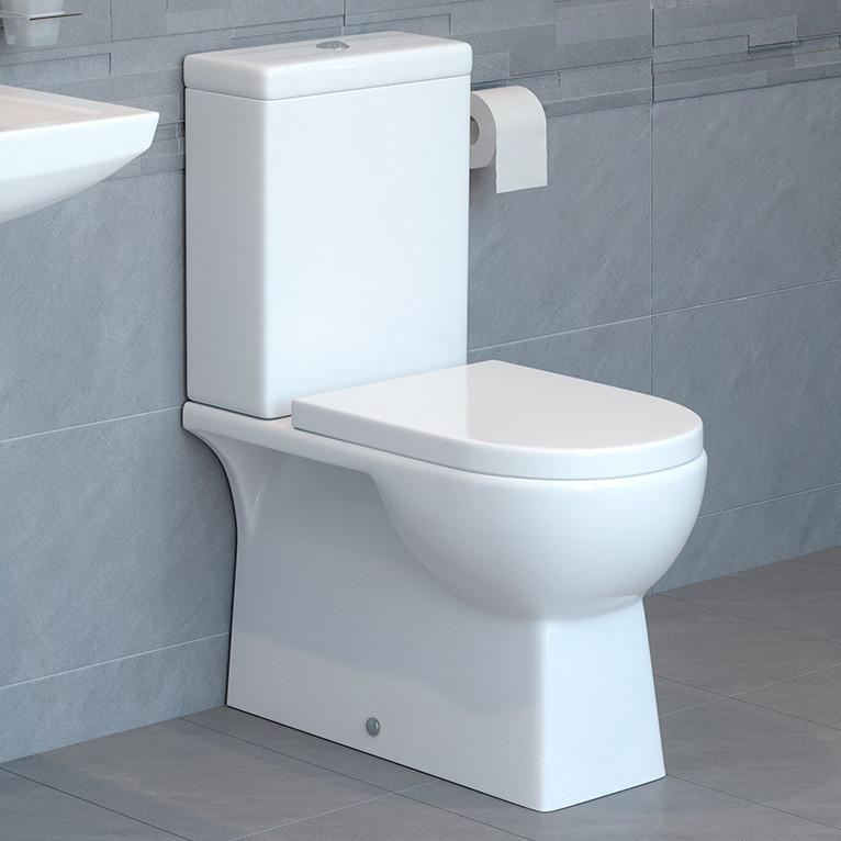 square toilet seat fittings. Modena  Toilet Seat