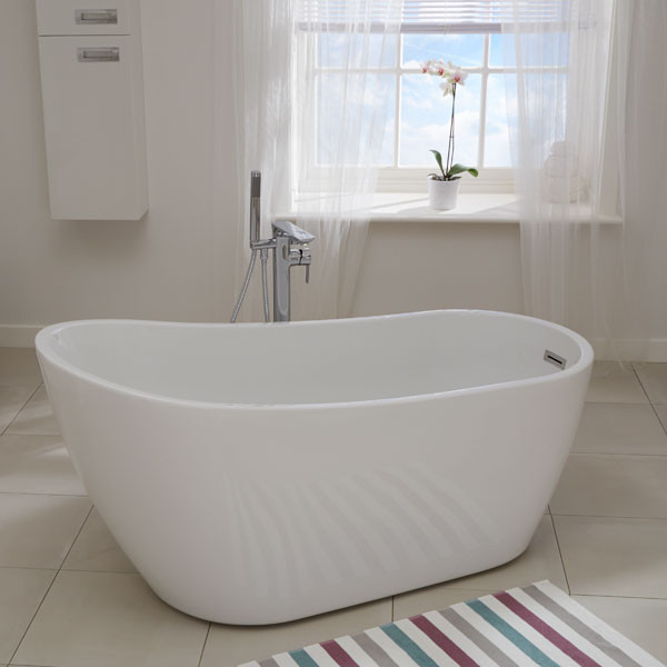Design 1520 X 720 Slipper Bath