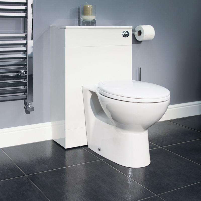 Aspen back to wall unit tampa toilet for Tampa bathroom showrooms