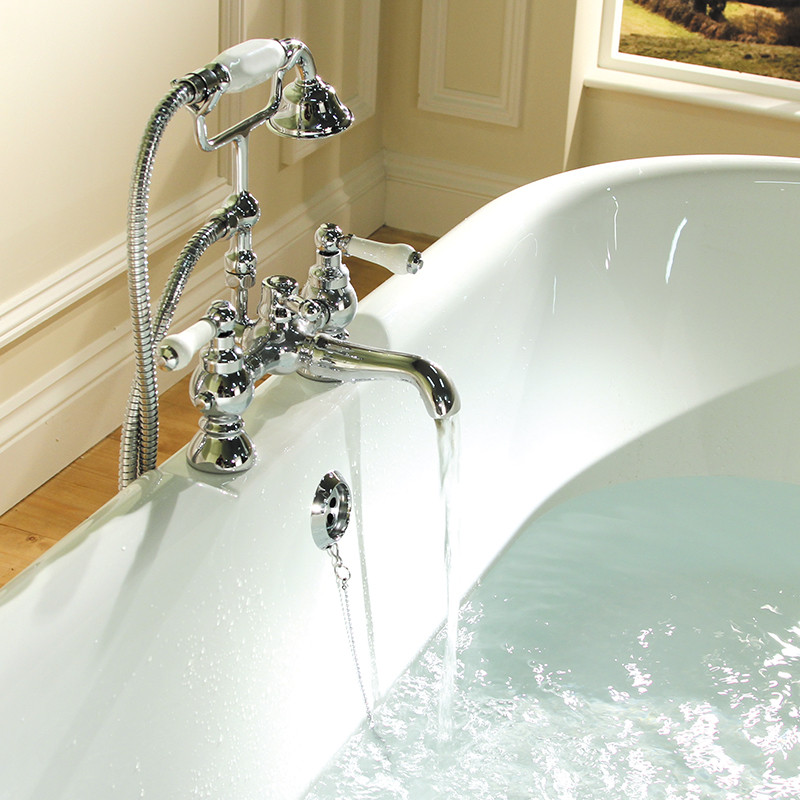 Cambridge Traditional Bath Shower Mixer Tap