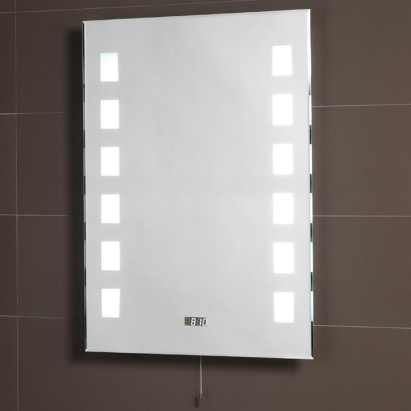 Lacerta Illuminated Mirror