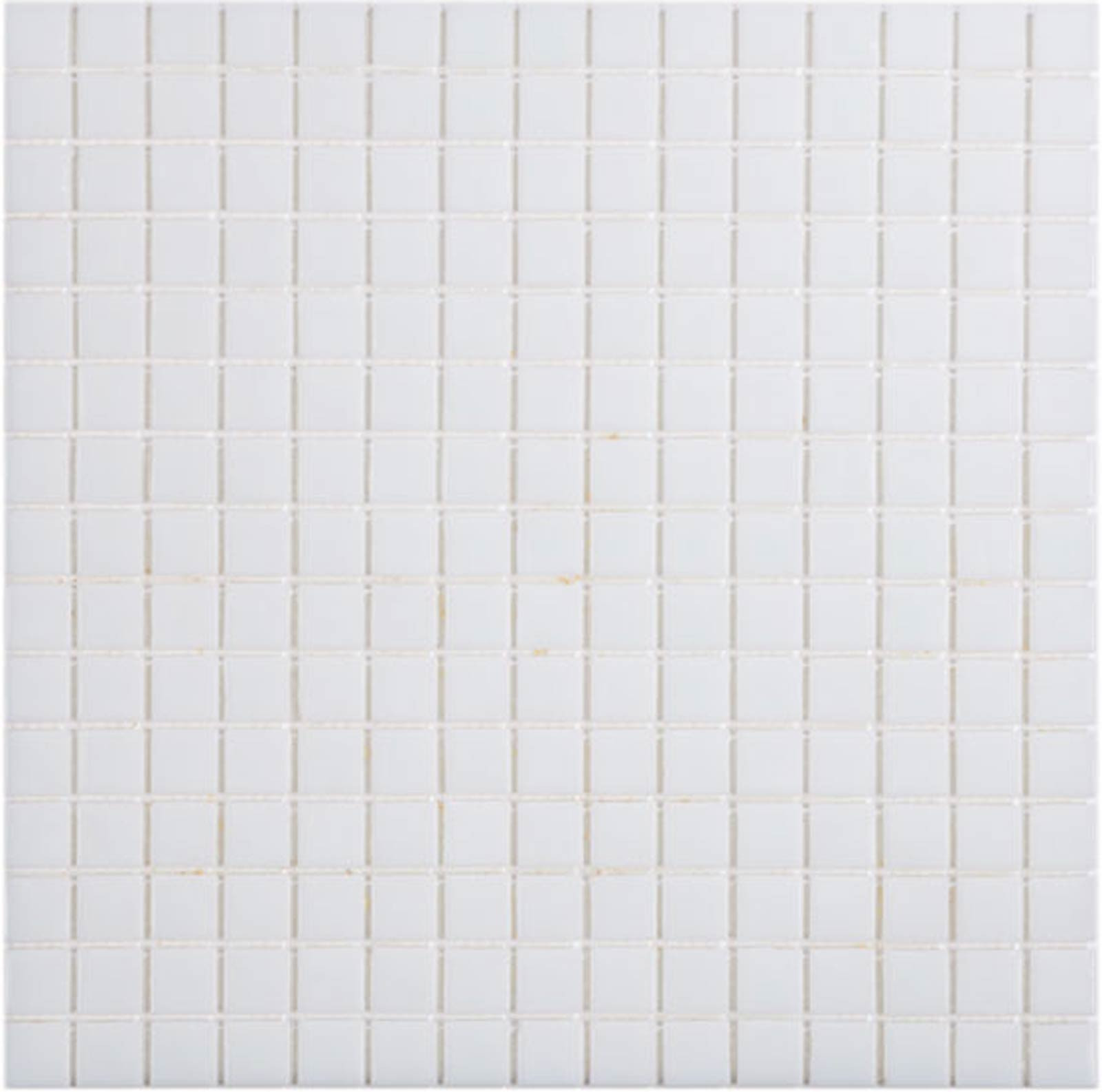 . Polar White Wall Mosaic