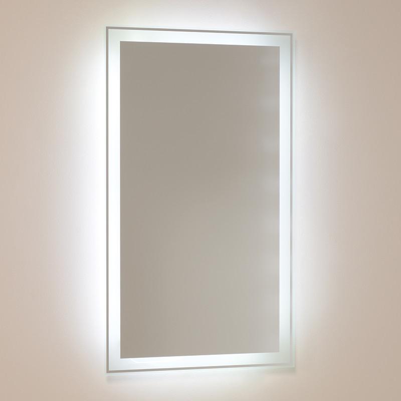Granada Framed Illuminated Mirror