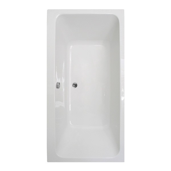 TurinTM 1800 X 800 Double Ended Bath