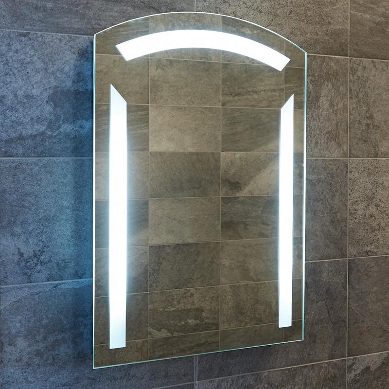 libra illuminated mirror