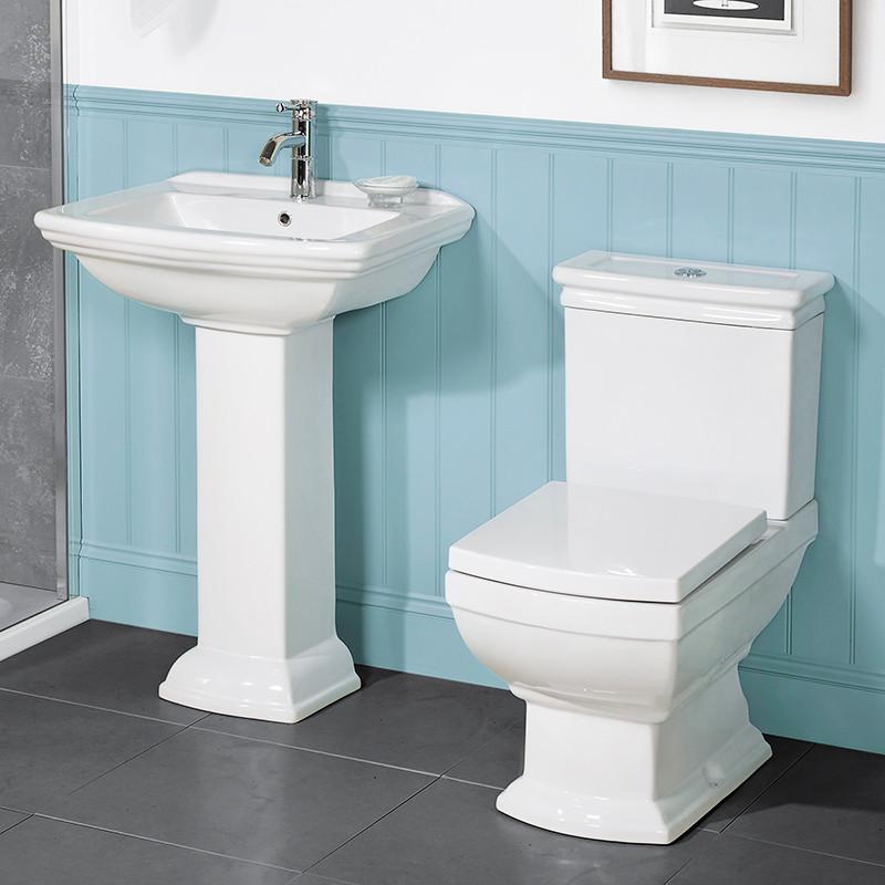 Line Bathroom Suite