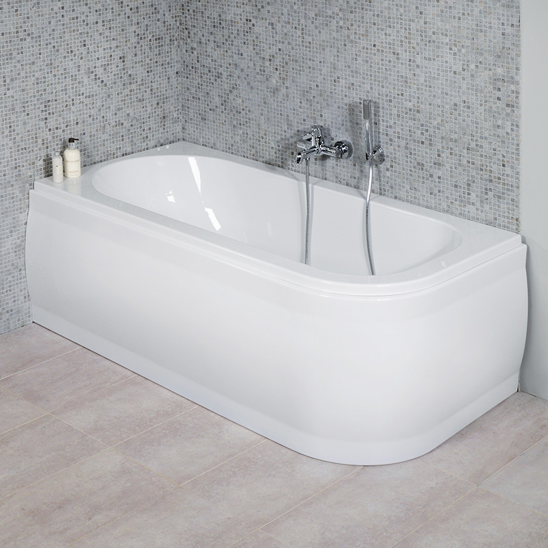 1600 X 800 Micro Luxury Left Handed Bath