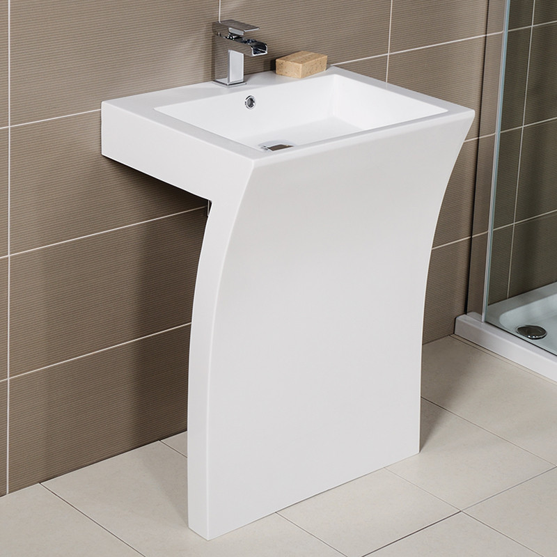 free standing sink. Free Standing Sink M